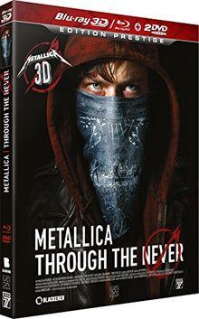 Metallica : Through the Never [Blu-ray 3D]