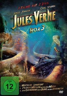 Jules Verne Box 3 [2 DVDs]