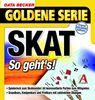 Skat, So geht's!, 1 CD-ROM Spielerisch zum Skatmeister: 60 kommentierte Partien zum Mitspielen. Grundkurs, Kneipenkurs und Profikurs mit zahlreichen Übungen. Für Windows 98/98SE/ME/2000/XP