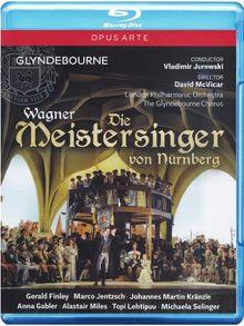 Wagner: Die Meistersinger von Nürnberg [Blu-ray]