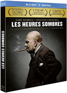 Les heures sombres [Blu-ray] [FR Import]