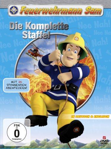 Feuerwehrmann Sam Die Komplette Staffel 6 In Cgi 5 Dvds Von