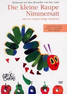 Die kleine Raupe Nimmersatt und vier weitere lustige Abenteuer (Digipak)
