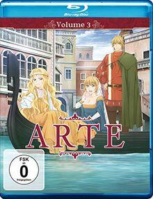 Arte - Volume 3 (inkl. Art-Card-Set) [Blu-ray]