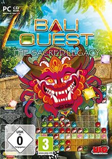 Bali Quest - The Scared Legacy