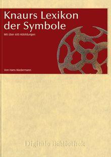 Digitale Bibliothek 016: Knaurs Lexikon der Symbole (PC+MAC)
