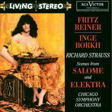 Living Stereo - Reiner dirigiert Strauss (Elektra / Salome) (Aufnahmen 1954-1956)