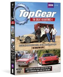Top Gear - The Great Adventures 4 [2 DVDs] [UK Import]