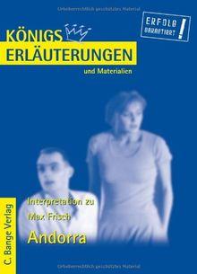 Königs Erläuterungen und Materialien, Bd.145, Andorra