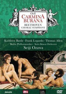 Orff, Carl / Ludwig van Beethoven - Carmina Burana / Sinfonie Nr. 9 (NTSC)