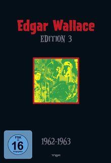 Edgar Wallace Edition 03 (4 DVDs)