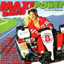 Maxi Power Dance Vol.8