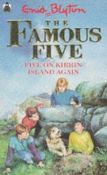 Five on Kirrin Island Again (Knight Books)