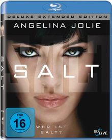 Salt - Deluxe Extended Edition [Blu-ray] [Deluxe Edition]