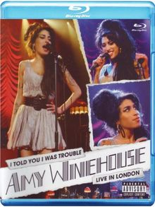 Winehouse,Amy / I Told You I Was...(Blu-R