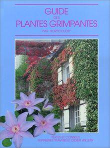 Guide des plantes grimpantes (Jardin)
