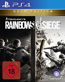 Tom Clancy's Rainbow Six: Siege - Gold Edition [PlayStation 4]
