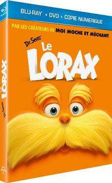 Le lorax [Blu-ray] [FR Import]