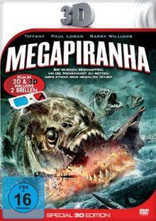 Mega Piranha (3D) [Special Edition]