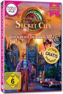 Secret City 4 - Die Kreide des Schicksals - Sammlerediton [