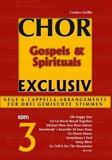 Chor Exclusiv, Chorpartitur: BD 3