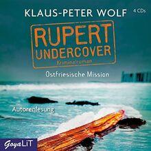 Rupert undercover. Ostfriesische Mission (Ostfriesenkrimi)