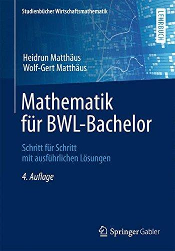 Mathematik Bachelor