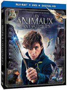 Les animaux fantastiques [Blu-ray] [FR Import]