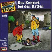 108/Das Konzert Bei Den Ratten [Musikkassette]