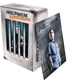 Prison break, saison 1 et 2 - Coffret 12 DVD [FR Import]