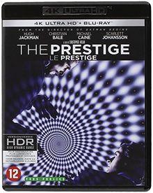 Le prestige 4k ultra hd [Blu-ray]
