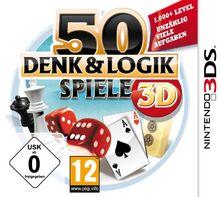 50 Denk- und Logikspiele