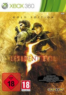 Resident Evil 5 - Gold Edition [Software Pyramide]