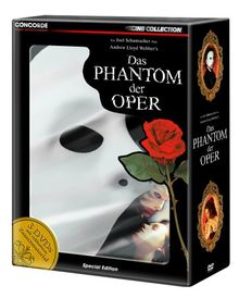 Das Phantom der Oper (Limited Special Edition) [3 DVDs]