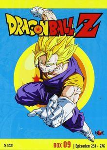 Dragonball Z - Box 9/10 (Episoden 251-276) [5 DVDs]