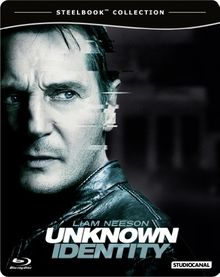 Unknown Identity - Steelbook Collection [Blu-ray]