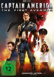 Artikelbild DVD Captain America