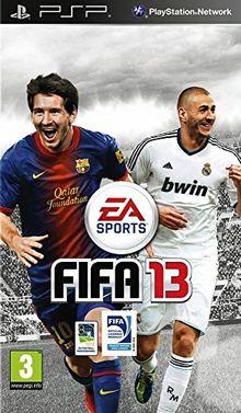 Electronic Arts FIFA 13 [PSP]