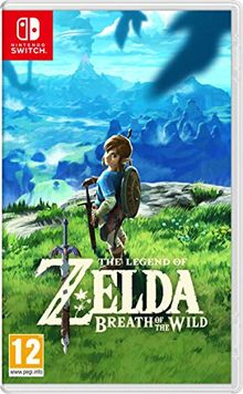 Jeu Wii U - The Legend of Zelda : Breath of the Wild (Switch)
