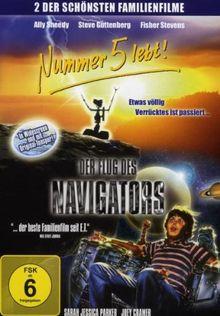 Nummer 5 lebt! / Der Flug des Navigators (2 DVDs)