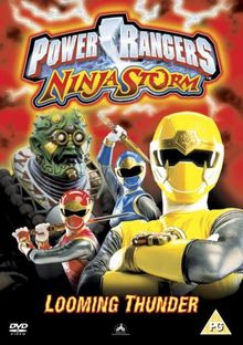 Power Rangers - Ninja Storm - Looming Thunder [UK Import]