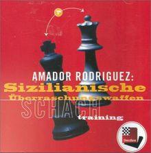 Schach Training, CD-ROMs, Sizilianische Überraschungswaffen, 1 CD-ROM