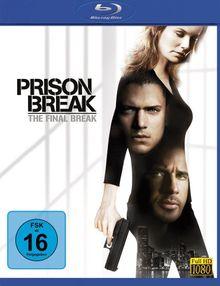 Prison Break - The Final Break [Blu-ray]
