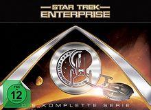 Star Trek - Enterprise: Die komplette Serie [27 DVDs]