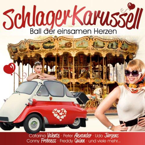 W.O.Schlager Karussell: Ball der Einsamen Herzen von Various