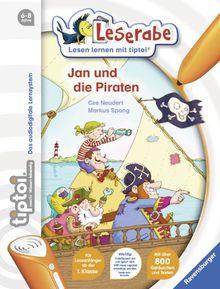 tiptoi® Leserabe: tiptoi® Jan und die Piraten