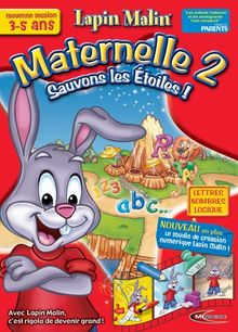 Lapin Malin Maternelle 2 : Sauvons les Etoiles ! - version 2005/2006