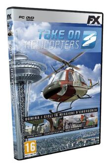 Take On Helicopters DVD [Italienische Import]