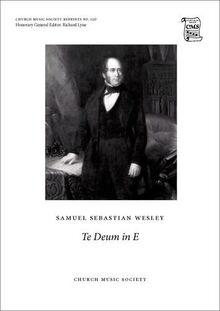 Te Deum in E (Church Music Society publications)