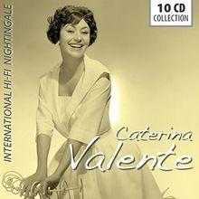 Caterina Valente - The International Hi-Fi Nightingale